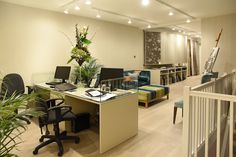 Our King's Road showroom; a light & relaxed atmosphere. Showroom, Conference Room, Interiors, London, Table, Furniture, Home Decor, Decoration Home, Room Decor