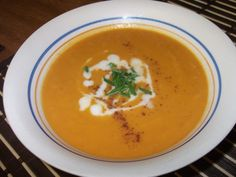 Made it - tasty and easy Pumpkin Soup | fastPaleo Primal and Paleo Diet Recipes
