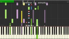 [Synthesia][MIDI] COPOUT