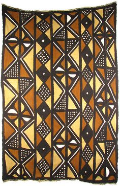 mud cloth-Bogolan  The African Fabric Shop : Textiles, beads and inspiration from Africa  via Stonefinder