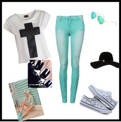 """Sin título #8"" by guasonaa ❤ liked on Polyvore"