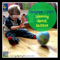 One way to help us all learn about abilities is to try it out for a short time…