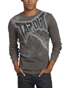 TapouT Men's Celtic Storm Thermal Hoodie Sweater « Clothing Impulse