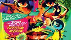 FIFA rilis Album Lagu Resmi Piala Dunia 2014 Brazil