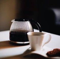 aesthetic Image about photography in ☕️Coffee & Tea☕️ by سـحـر V60 Coffee, Coffee Shop, Coffee Cups, Coffee Maker, Coffee Girl, Drip Coffee, Iced Coffee, Coffee Png, Coffee Machine