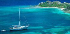 Kefalonia, Greece - Ionian Flotilla Sailing