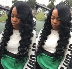 Malaysian Deep Wave Full Lace Wig Human Hair Hand Tied Virgin Hair Hair Middle Part For Black Woman Density Cheap Human Hair, Remy Human Hair, Human Hair Extensions, Human Hair Wigs, Loose Waves Hair, Wavy Hair, Loose Hairstyles, Black Girls Hairstyles, Brazilian Loose Wave
