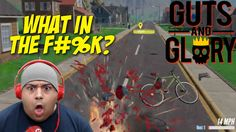 THIS SH#T HARDER THAN HAPPY WHEELS!! [GUTS AND GLORY]