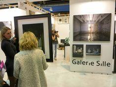 Galerie Sille, die mijn werk vertegenwoordigt, timmert flink aan de weg!