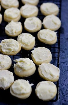 This Key Lime Shortbread Cookies Recipe makes the best shortbread cookies that aren't too sweet