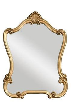 Uttermost 'Walton Hall' Antiqued Goldtone Vanity Mirror available at #Nordstrom