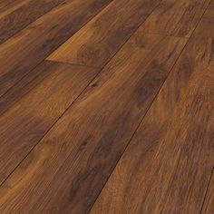 Krono Original Vintage Classic Red River Hickory 8156 Laminate Flooring - All Brands - By Brand - Laminate Hardwood Floors, Bauhaus, Underfloor Heating Systems, Hickory Wood, Original Vintage, Floor Colors, Red River, Flats