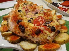 Recetas | Pescado a la pizzaiola | Utilisima.com