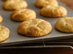 Bisquick Gluten-Free Mix is the champ that creates a tasty gluten-free version of a classic cinnamon and sugar cookie.