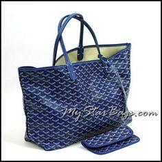 Goyard bag & wallet...