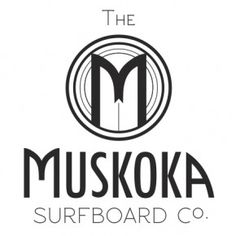 "Creative logo design. The ""M"" for Muskova is the tail shape of a surfboard (a fish surfboard). Only thing I dont like is that it almost looks like a logo for a brewery company of beer..."