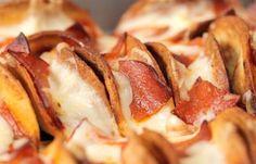 Website Mini Pizza Tacos