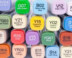 Copic Markers - Copic markers are the highest quality marker available anywhere. Including 4 styles that are refillable and feature replaceable nibs, you will never have to throw a marker away. There are over 300 colors available and we guarantee that our colors will always match.