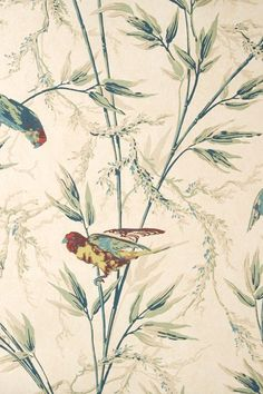Discover hundreds of wallpaper ideas on HOUSE - design, food and travel by House & Garden - including Great Ormond Street by Little Greene
