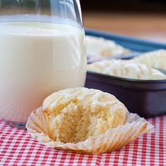 Eggnog Muffins/Mini Loaves - Real Mom Kitchen