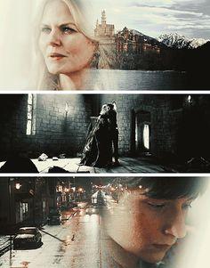 """I knew you'd find me..."" <3 ~Emma and Henry"