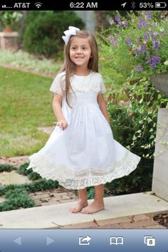 Scalloped lace inspiration for EK heirloom dress