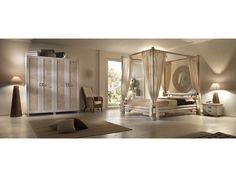 Łóżko Tabanan, szafka nocna TSU, szafa Essential i fotel Haiti-7
