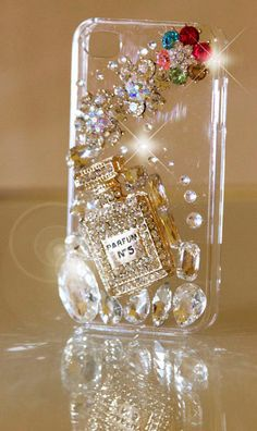 US SELLER/ Rhinestone Bling Phone Case for by BeDazzledBlings, $45.95