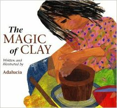 The Magic of Clay: Adalucia