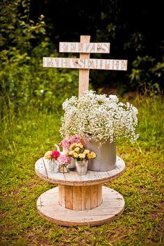 Editorial de casamento no campo ♥