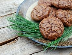 Double Chocolate Espresso Cookies  by firefly64, via Flickr