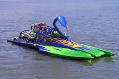 drag boats | Drag Boat - Waiting for the Race. What is going through his mind at ...
