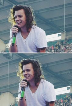 Harry Styles 2015 || LOOK AT THIS LITTLE FLUFFY BUNNY MILK MONKEY