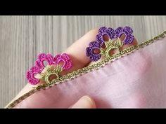 464 - MUHTEŞEM OLDU BAYILDIM SİZ DE ÇOK SEVECEKSİNİZ 🌺🌺🌺 - YouTube Crochet Edgings, Crochet Lace, Floral, Flowers, Instagram, Jewelry, Crochet Cross, Tejidos, Jewlery