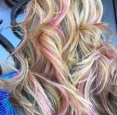 Diy hot pink highlights here is what i used do it yourself today subtle pink highlights patrizia conde solutioingenieria Gallery