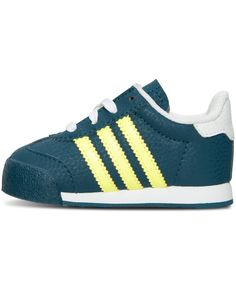 adidas Toddler Boys' Samoa Casual Sneakers from Finish Line