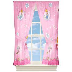 Disney Princess Curtain Set | Bedding | Disney Store