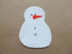 The Pin Junkie: Felt Christmas Ornaments