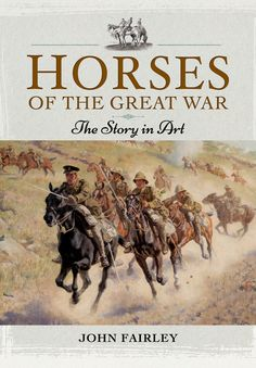 """""""It wasn't just human beings on all sides in the The Great War that paid terrible costs, the horses they depended on paid just as high a price in death and suffering. A truly moving book highlighting a side of the Great War people don't always think of...but should."""" - Steve Earles, Destructive Music"""