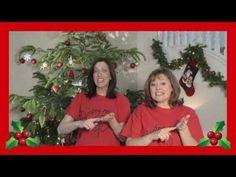 Makaton Singing Christmas Alphabet