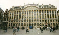 La Grande Place, Brussels, Belgium