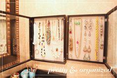 Jewelry Shadow box