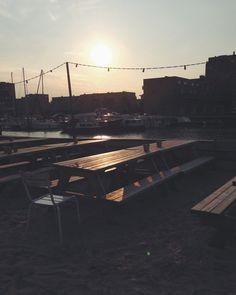 Amsterdam Roest - restaurant // © modernekohome
