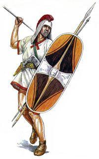 Испанский пехотинец