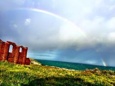 Artsy Photos, Somewhere Over, Over The Rainbow, Golden Gate Bridge, Rainbows, Monument Valley, Nature, Travel, Naturaleza