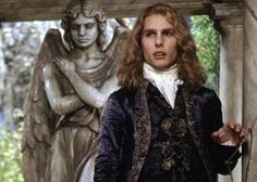 "Lestat de Lioncourt (Tom Cruise) in ""Interview With the Vampire."" I had to re-buy this one on BluRay."
