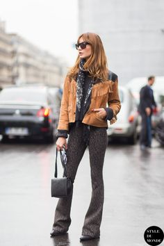 70 Outfits That Prove Flared Pants Are Spring's Biggest Trend | StyleCaster