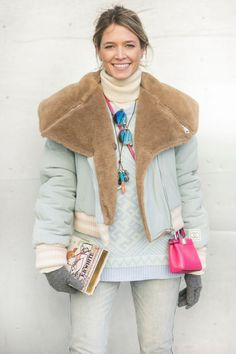 NYFW Day 3 – Look #2    por Helena Bordon | Helena Bordon       - http://modatrade.com.br/nyfw-day-3-a-look-2