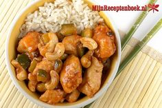 Thaise kip cashew recept