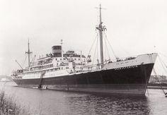 Uit vervlogen tijden: Elke dag een Nederlands schip uit het verleden